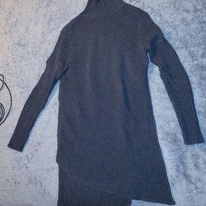Express sweater/tunic
